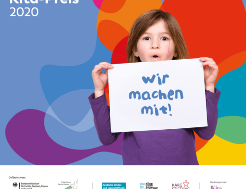 "Deutscher Kita-Preis: AWO-Kita ""Fizzli-Puzzli"" macht mit"