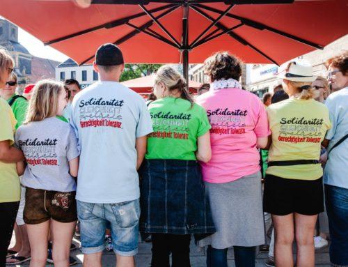 Bayreuther Volksfest: AWO aus Bayreuth Stadt und Land war dabei