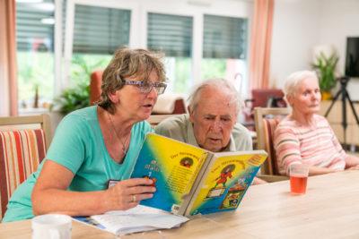 Helferkreis Seniorenarbeit