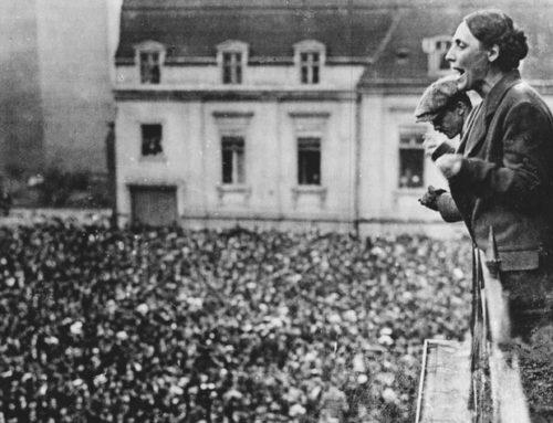 100 Jahre AWO Bayern: Macherinnen. Helferinnen. Frauen und die AWO (Digitale Ausstellung)