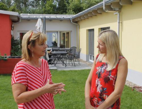 Politik zu Gast: MdB Dr. Silke Launert besucht AWO-Zentrum