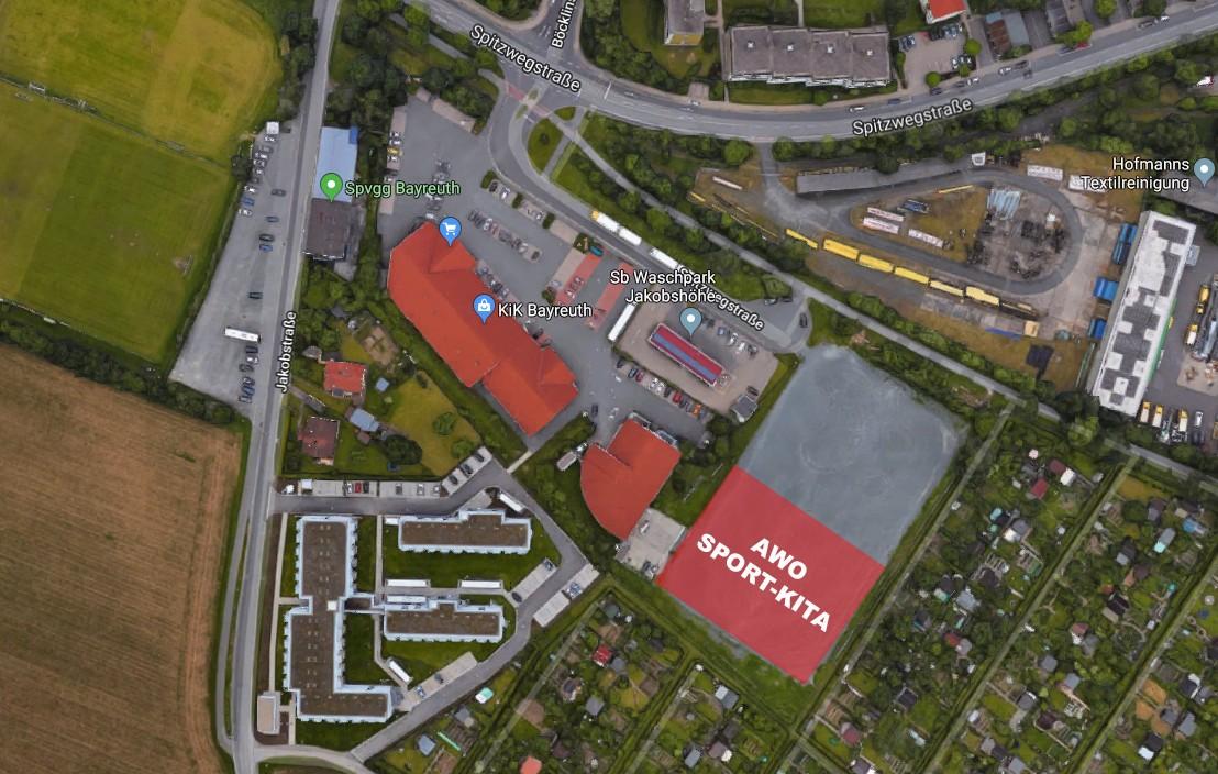 Bayreuth braucht Kitas – Wir bauen eine!
