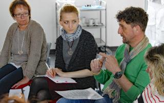 Pflege optimieren, Zusammenhalt stärken: Workshop mit dem Demenz Support Stuttgart